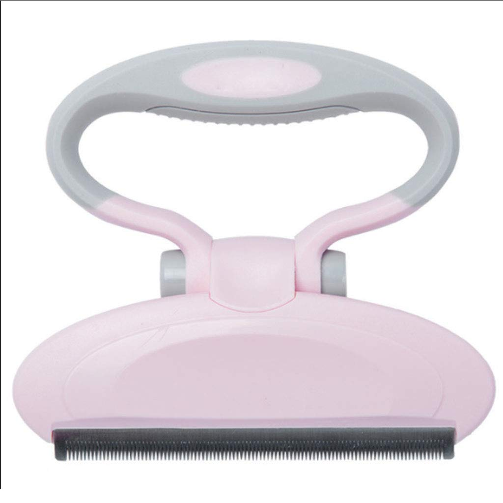 XIALIUXIA Hair Removal Brush Pet Hair Removal Brush-Dog Hair and Cat Hair Removal Tool - Long Hair Dog Cat Effective Grooming Tool Can Reduce Pet Hair by Up to 95%,C,2PCS