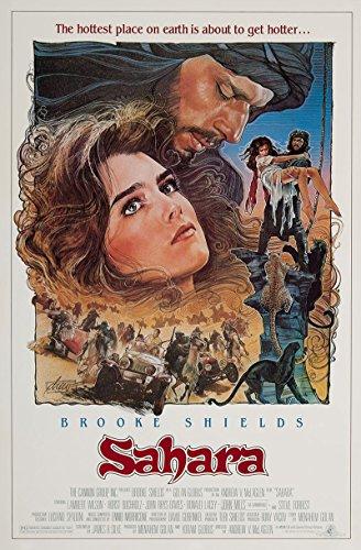 "Sahara 2005 Authentic 27"" x 41"" Original Movie Poster Never Folded Near Mint, Very Fine Matthew McConaughey Comedy..."