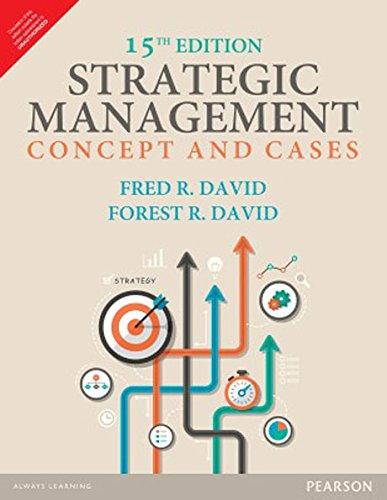 Strategic Management 15/e