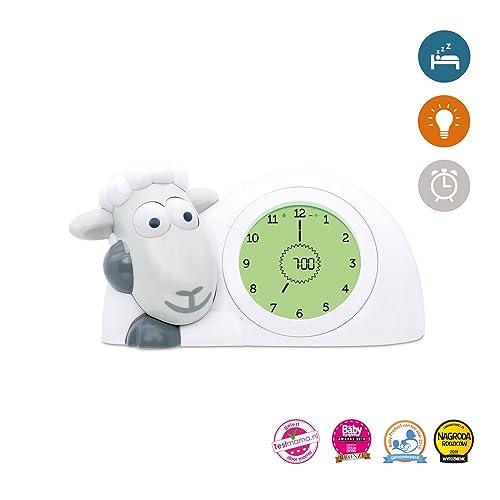 Babyzoo Momo Monkey Sleeptrainer Clock Green Amazon Co