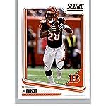 425bf9921 Joe Mixon Autographed Cincinnati Bengals Custom Color Rush Football ...