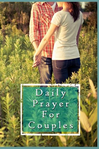 Daily Prayer For Couples: Blank Prayer Journal, 6 x 9, 108 Lined Pages