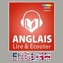 Anglais - Guide de conversation: Lire et Écouter: Série Lire et Écouter | Livre audio Auteur(s) :  PROLOG Editorial Narrateur(s) :  Michelle