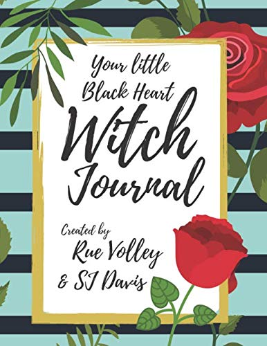 Your little Black Heart Witch Journal