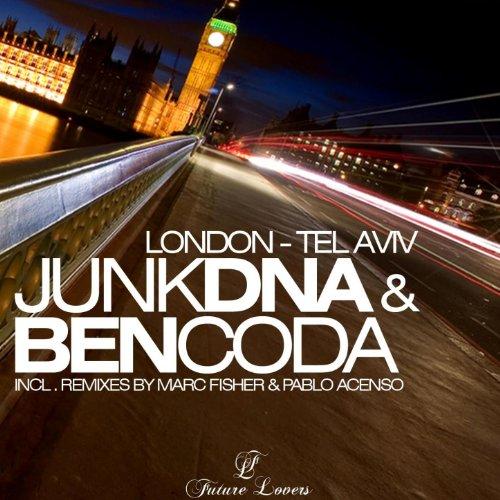 Amazon.com: London Tel-Aviv: Ben Coda JunkDNA: MP3 Downloads