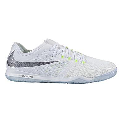 fcd8fd8e3b6 Nike Zoom Hypervenomx 3 Pro IC (White Volt) (Men s 10 Women s 11.5 ...