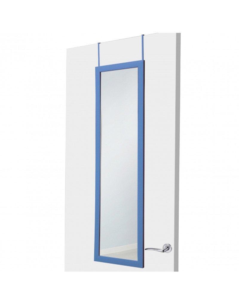 Unimasa Spiegel für tür blau ohne löcher, Haushalt und Mehr