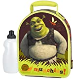 Thermos Shrek Novelty Soft Lunch Kit, with Burping Voicechip