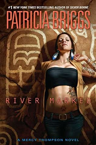 book cover of River Marked