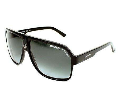 Carrera Carrera 33 Black Frame Grey Gradient Lens Plastic Sunglasses ... 08b1063e59a0