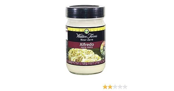 Walden Farms - Salsa Alfredo Para Pastas - 340 g: Amazon.es: Alimentación y bebidas