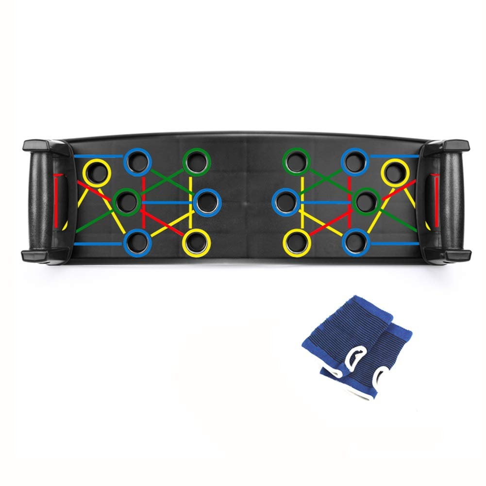Multifunctional Push Up Board for Body Shaping Strengthen Muscle System Fitness Workout Training Gym Exercise Stands