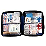 Soft Sided First Aid Kit: 195 Pieces
