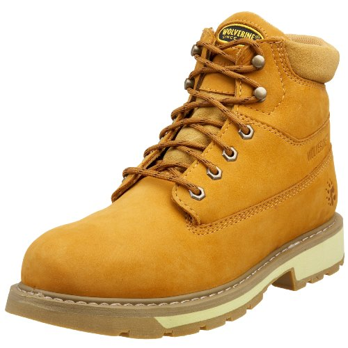 "Wolverine Men's Gold 6"" Insulated Waterproof Boot,Wheat,11.5"