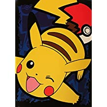 "Pokemon Pika Wink 46"" x 60"" Super Plush Throw"