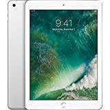 Apple iPad (5th Generation) WiFi , 128GB, Silver (2017 Model) (Certified Refurbished)