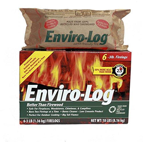 Enviro Log Earth Friendly Burns Cleaner product image