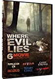 Where Evil Lies - Horror 6-Pack
