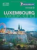 Guide Vert Week-End Luxembourg Michelin