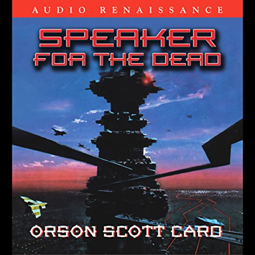 Bargain Audio Book - Speaker for the Dead