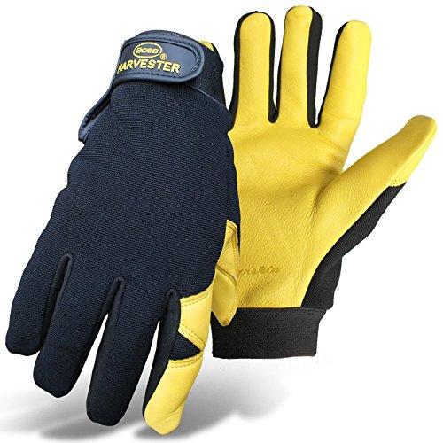 Boss 4187m Harvester Lined Men's Glove, Medium