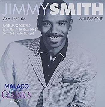 Image result for jimmy smith live in paris