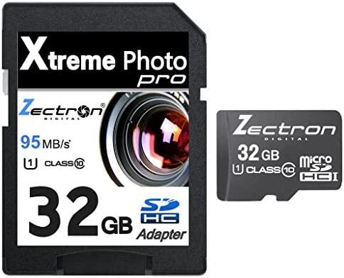 32 GB Micro SDHC Clase 4 tarjeta de memoria para cámara ...