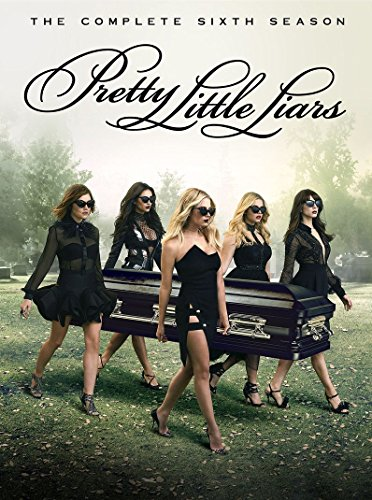 Pretty Little Liars Season 5 (24x32 inch, 60x81 cm) Silk Poster PJ10-CA81