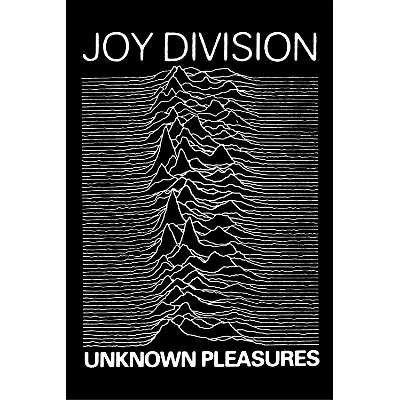 Price comparison product image Poster (47x32) Joy Division - Unknown Pleasures