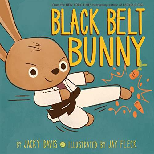 Black Belt Bunny -