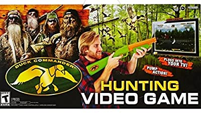 Duck Dynasty Duck Commander Plug 'N' Play Hunting Video Game