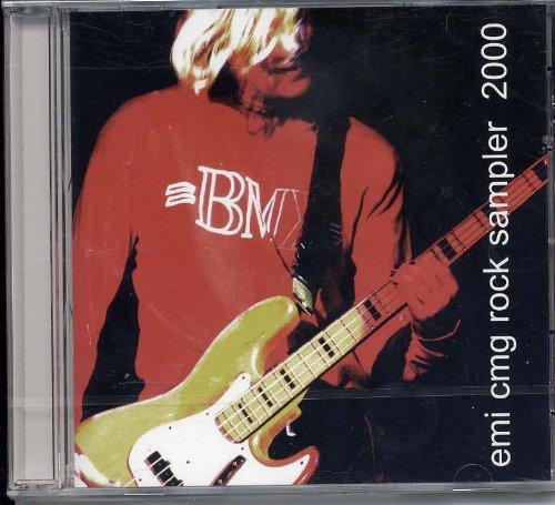 Price comparison product image EMI cmg rock sampler 2000
