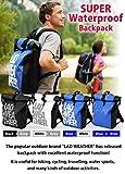 LAD WEATHER] Dry Bag Roll Top Backpack Waterproof
