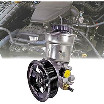 Power Steering Pump Fits Toyota Hilux Innova Fortuner 2.0L 1TR-FE 2.7L 2TR-FE