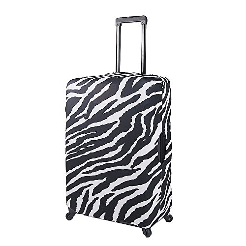 zebra-stripes-protective-washable-travel-trolley-suitcase-luggage-cover-l-size-fits-26-28-30-inch