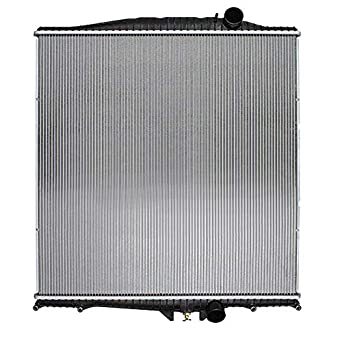 Replacement 239123 Radiator with Out Cooler or Frame Mack CX CXN613