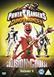 Power Rangers - Dino Thunder - Collision Course [Import anglais]