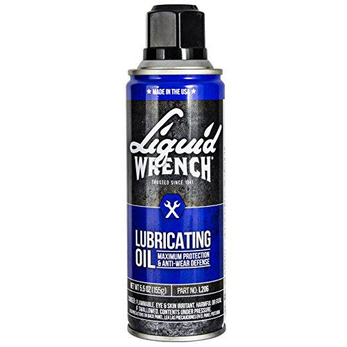 Liquid Wrench L206 Lubricating Oil - 5.5 oz.