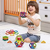 76pcs Magnetic Blocks Magnetic Building Blocks Toys