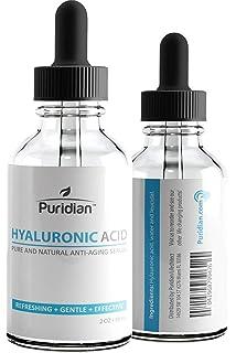 Acido Hialuronico Suero Para La Piel - 100% Puro De La Mas Alta Calidad,