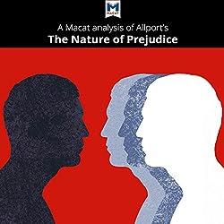 A Macat Analysis of Gordon W. Allport's The Nature of Prejudice