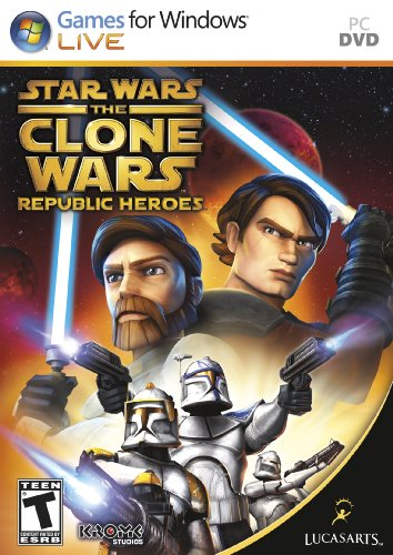 Star Wars the Clone Wars: Republic Heroes - PC