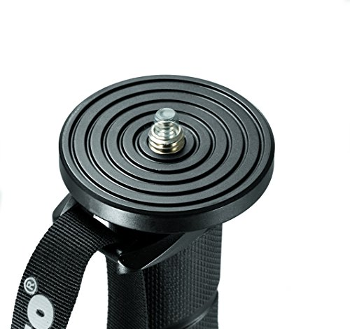 Manfrotto 290 Aluminum 4-Section Monopod (MM290A4US)