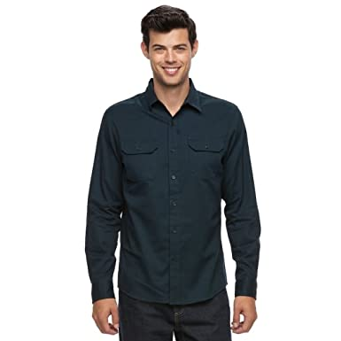 14aaa320 Apt 9 Men's Premier Flex Slim-Fit Stretch Casual Button-Down Shirt (Marine