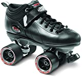 Sure-Grip Boxer Roller Skate Package -black sz Mens 13