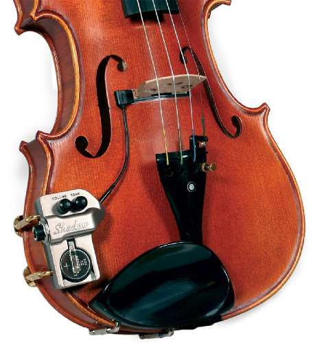 Shadow Electronics SH-945 Nanoflex Pickup with Preamp for Violin by Shadow (Image #1)