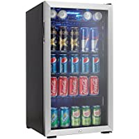 Danby Beverage Center, 3.3 cu ft, Black