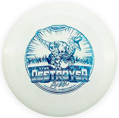 Innova Star Destroyer Disc Golf Paul McBeth 4X World Champion Distance Driver (Colors Will Vary)