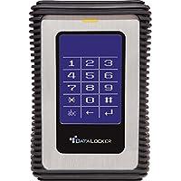 Data Locker 3 - Hard drive - 2 TB - USB 3.0, Gray (DL2000V3)
