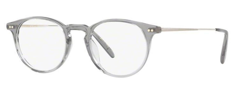 fc8614b660 Amazon.com  New Oliver Peoples OV 5362 U 1132 Ryerson Workman Grey Eye  Wear  Clothing